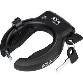 Axa Defender RL Candado de cuadro pletscher, black